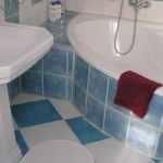 Badezimmer - Kötterhuus Achtern Diek